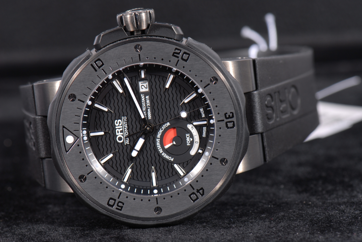 Oris prodiver col moschin limited edition 01 667 7645 7284-set.